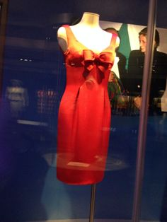 Lady Diana's cocktail dress
