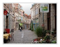 France, Nord-Pas-de-Calais, Lille A stroll in the Old Town  Find Super Cheap International Flights to Lille, France ✈✈✈ https://thedecisionmoment.com/cheap-flights-to-europe-france-lille/