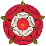 The English rose is a traditional heraldic emblem of England and it takes its name and origins from the Tudor dynasty. Other English symbols & images… Tudor History, British History, Tudor Timeline, Eduardo Iv, Rey Enrique Viii, Emblem Of England, Images Of England, Tudor Dynasty, Tudor Era