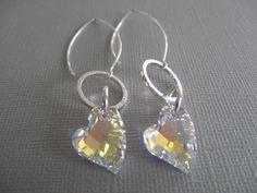 Swarovski Hearts from Jewels by Terri & Monica