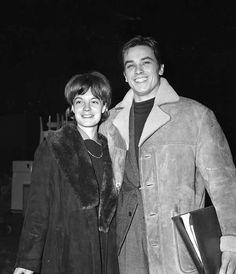 Romy Schneider et Alain Delon en compagnie de Luchino Visconti lors des répétitions de la pièce Dommage qu'elle soit une putain en 1961 - Crédits : D.R.