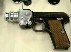 DORYU 2-16  pistol camera