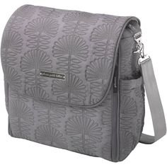 Boxy Backpack Embossed Champs-Elysees Stop