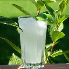 Refreshing Limeade Allrecipes.com  Would do this with sugar instead