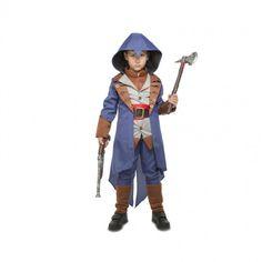 Déguisement Assassin's Creed Syndicate enfant #costumespetitsenfants #nouveauté2017