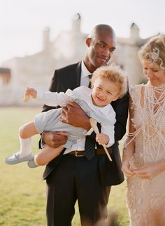 An Elopement with a Carefree Spirit - Once Wed Interracial Family, Interracial Marriage, Interracial Wedding, Martin Luther King, Interacial Love, Biracial Couples, Mixed Couples, Cute Little Boys, Once Wed