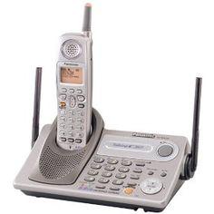 Panasonic KX-TG5230M GigaRange Supreme 5.8 GHz DSS Expandable Cordless Telephones Review