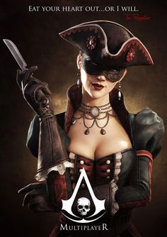 Assassin's Creed IV Black Flag Concept Art