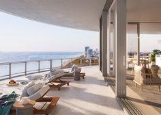 Renzo Piano designs glass tower for Miami Beach.