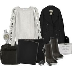 'Any time soon' (by skady on Polyvore)