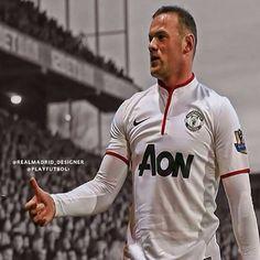 300 - That #goal was also Wayne #Rooney's 300th goal for club and country. . . روني كسر رقم بوبي تشارلتون  سجل الهدف رقم  في تاريخه by playfutbol1