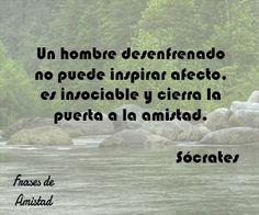 Frases de sócrates de Sócrates