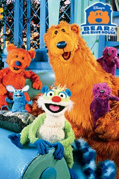 Funny pictures about Who Else Misses The Bear In The Big Blue House? Oh, and cool pics about Who Else Misses The Bear In The Big Blue House? Also, Who Else Misses The Bear In The Big Blue House? Right In The Childhood, Childhood Tv Shows, Childhood Movies, My Childhood Memories, Big Blue House, Mejores Series Tv, Kids Tv Shows, Old Shows, Jim Henson
