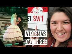 Walking the West End & JEST END | Vlogmas - YouTube