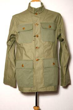 Nigel Cabourn Scottish Jacket