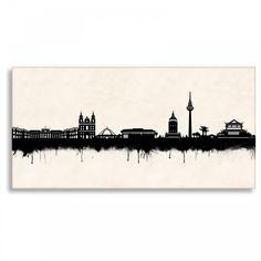 Skyline Mannheim (SW)