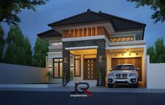image Small House Design, Home Fashion, My House, Modern Design, Mansions, House Styles, Amazing, Home Decor, Image