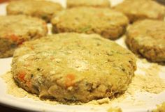 Vegan Food: Burger di soia e ceci