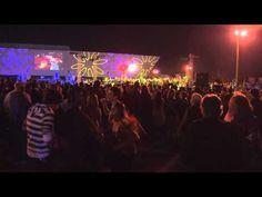 See how San Antonio's art scene is celebrated at Luminaria.