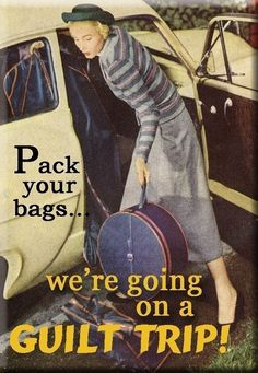 Pack your bags!