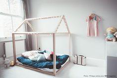 bonnesoeurs design lit maison junior house bed galerie ambiance milk magazine vignette