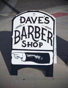 Daves Barber Shop A Fram Manicule Side by ⊱⊱⊱--☾☼╚☂---β✺₩D£Й---⊱, via Flickr