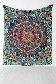 Nate Duval Mandala Tapestry - Urban Outfitters