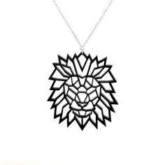 Leijonan mieli -kaulakoru - ULJAS Käy omasi tästä: Upea ja näyttävä Leijonan mieli -kaulakoru on unisex-mallia ja sopii niin miehille kuin naisillekin! Riipuksen koko on 9 x 7 cm ja kaulaketjun pituus on 90 cm.  #samaskoru #design #korut Unisex, Silver, Jewelry, Design, Jewellery Making, Jewerly, Jewelery, Jewels, Jewlery