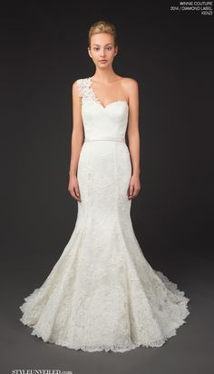 Winnie Couture 2014 Wedding Dresses from the Diamond Label / Kenzi