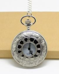 STEAMPUNK STORY Steampunk Vintage Pocket Watch white and silver color Halloween Jewelry, Halloween Gifts, Steampunk, Vintage Pocket Watch, Silver Color, Watches, Gothic, Accessories, Products