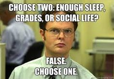 Why I hate Grad School...but love it at the same time!