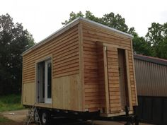 Another Tennessee Tiny Home Under Construction | Tiny House Pins