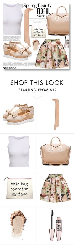 """Spring beauty"" by mirisproleca ❤ liked on Polyvore featuring Marni, Givenchy, Maybelline, springtrend and springessential"