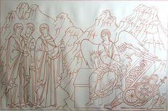 sketch myrrhbearers