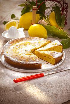 recette italienne gâteau maison au citron companion moulinex italian food