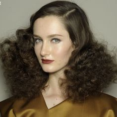 disco hair | 1970's retro hippie disco boho fashion vintage inspired