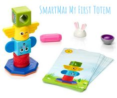 Trigger your child's creativity with SmartMax My First Totem. Build your own crazy totem, or complete one of the 24 challenges by making the funniest constructions. The extra-large SmartMax parts help young kids to safely discover the magic of magnetis Educational Toys For Kids, Kids Toys, Max Toys, Therapy Games, Different Emotions, Toys Online, Always Learning