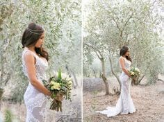Rosana & Adrian's Cascade Manor Wedding Photos by ZaraZoo Photography. A Bohemian Chic Wedding Theme at this fantastic boutique hotel in Paarl, South Africa Bohemian Chic Weddings, Wedding Photos, Stylists, Bouquet, Bride, Wedding Dresses, Lace, Photography, Fashion