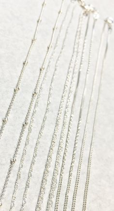 Ready to use Metal Jewelry, Sterling Silver Chains, Arrow Necklace, Beautiful, Sterling Silver Necklaces