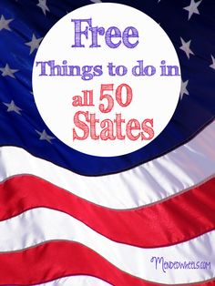 Free things to do in all 50 states