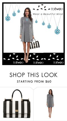 """""""Totwoo Global Launch"""" by petalp ❤ liked on Polyvore featuring Dolce&Gabbana and MICHAEL Michael Kors"""