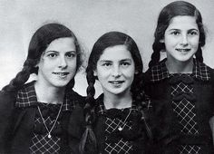 These three girls with his family through the transit camp Vesterborg were deported to the Sobibor death camp, where July 2, 1943 were killed in the gas chamber.