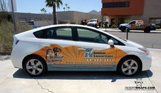 A recent wrap we did on a Prius for Animal Samaritans. We also wrapped a van for them. Look at these two wraps together! Cohesive branding helps increase recognition for your company. Call 760-935-3600 or visit DesertWraps.com for your own custom wrap! #VehicleWrap #Prius #VanWrap #CarWrap #PalmSprings #PalmDesert #Indio