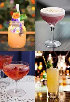 Wodka-Cocktails - Wodka ist, wenn es um Cocktails geht, eine der beliebtesten alkoholischen Zutaten überhaupt. Klassiker wie der 'White Russian' oder der 'Cosmopolitan' - sie alle basieren auf Wodka und kommen nie aus der Mode...