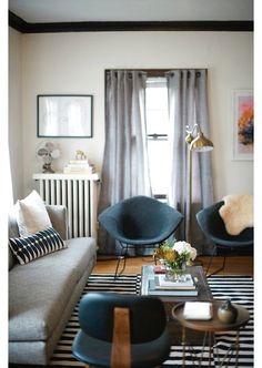 Фото из статьи: Обустраиваем очень маленькую гостиную: практичные советы и мнение экспертов
