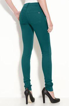 Joe's 'Chelsea' Skinny Stretch Denim Jeans. Color denim. Love the Skinny Stretch.