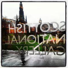 Scotish National Gallery - Edimburgo