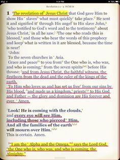 ~ Jesus is the FATHER REVEALED (John 10:30, Isaiah 9:6, Revelation 1:8, 11); ~ Jesus is the ALPHA and OMEGA, the Beginning and the Ending, the Almighty, which was, and is, and is to come (Revelation 1:8) Bible Quotes, Bible Verses, Prayers For Hope, Isaiah 9, Apostolic Pentecostal, Revelation 1, Bible Commentary, Tribe Of Judah, The Great I Am