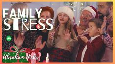 What to do with family stress during the holidays 🎄ABRAHAM HICKS deal wi...