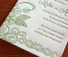 Quinceanera invitation ideas.